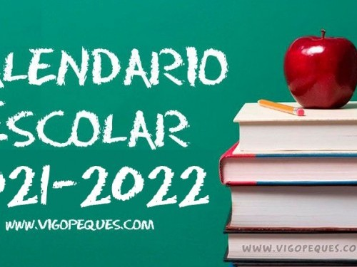VACACIÓNS ESCOLARES CURSO 2021/2022